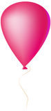 Pink balloon Royalty Free Stock Photography