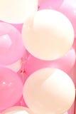 Pink balloons Royalty Free Stock Photo