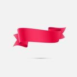 pink bandet stock illustrationer