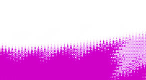 Pink banner Stock Images