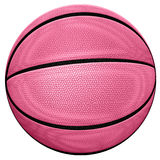 Pink Basketball Royalty Free Stock Photography