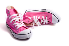 Free Pink Basketball Shoes Stock Photos - 5114643