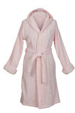 Pink bathrobe Royalty Free Stock Photo
