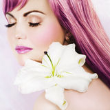 Pink Beauty Stock Photos