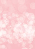 Pink birthday background Royalty Free Stock Photos