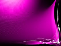 Pink and black abstract background Stock Photos
