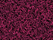 Pink-black background. Polygon abstract geomethric pink and black background Royalty Free Stock Image