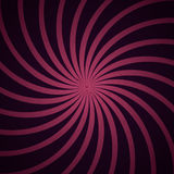 Pink and black spiral vintage Stock Photography