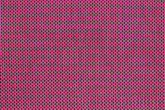 Pink-Black woven mat. Pink-Black woven plastic mat for dinner Royalty Free Stock Photos