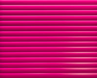 Pink blinder panel Stock Photography