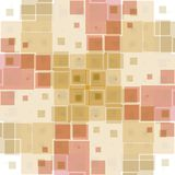 Pink Blocks Texture Pattern Stock Image