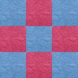 Pink and blue Royalty Free Stock Photos
