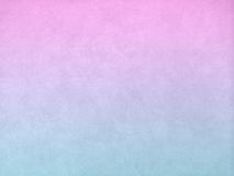 Pink and Blue Abstract Wall Background Texture Stock Photography