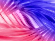 Pink and blue background Stock Image