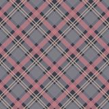 Plaid Check Seamless Pattern royalty free illustration