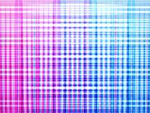 Pink blue net Royalty Free Stock Photography