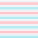 Pink Blue Purple Pastel Stripes Background Royalty Free Stock Image