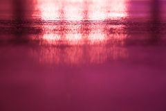 Pink blurred background. stock images