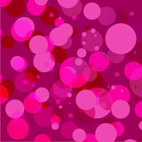 Pink bokeh Royalty Free Stock Photography