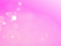 Pink bokeh abstract background and texture Royalty Free Stock Photo