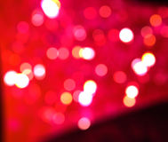 Pink Bokeh Background Royalty Free Stock Photos