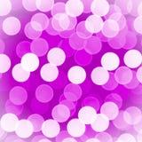 Pink  bokeh Royalty Free Stock Image