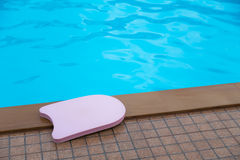 Pink boogie board Stock Photos