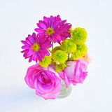 Pink Bouquet Stock Images