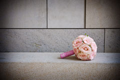 Pink bouquet Royalty Free Stock Photo