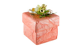 Pink box Royalty Free Stock Photos