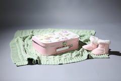 Pink box Royalty Free Stock Photo