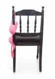 Pink bra Royalty Free Stock Photos