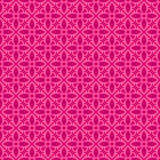 Pink Brown Colors Flower Pattern Design. Korean traditional Patt Stock Photos