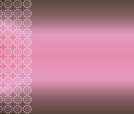 Pink Brown Wallpaper background royalty free stock image
