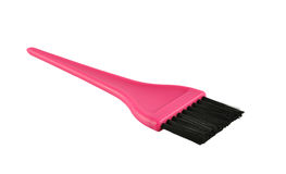 Pink brush Royalty Free Stock Photos