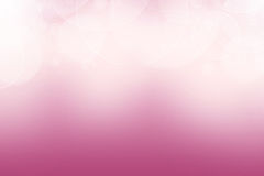 Pink bubble abstract circle background Royalty Free Stock Photo