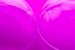 Pink Bubble Abstraction