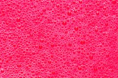 Pink Bubbles Background Royalty Free Stock Photos