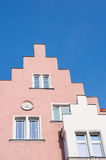 Pink building Royalty Free Stock Photo