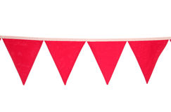 Pink Bunting Royalty Free Stock Photos