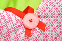 Pink Button Royalty Free Stock Photo