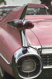 Pink Cadillac Stock Images
