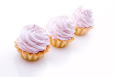 Pink cakes Royalty Free Stock Photo
