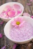 Pink calm Stock Photos