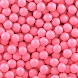 Pink candy balls background Stock Images