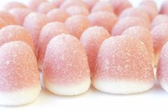 Pink candy Stock Image