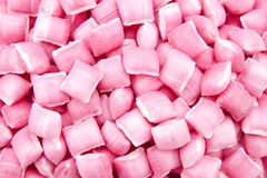 Pink candy pads Stock Photos