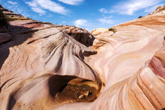 Pink Canyon Royalty Free Stock Images