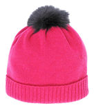 Pink cap Royalty Free Stock Photos