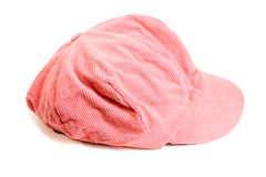 Pink cap stock images